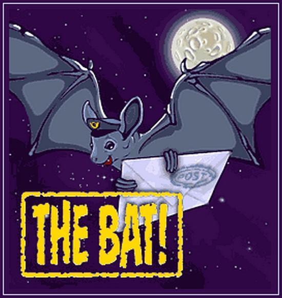 The Bat V4.2.10 Ключ